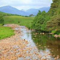 Abaihnn Shira, West Highland Way