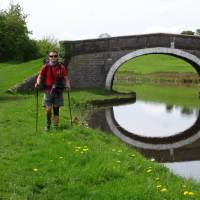 walking along the Leeds and Liverpool Canal | John Millen