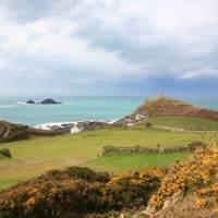 Cape Cornwall on the Cornish Coastal Path   John Millen