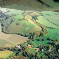 Cerne Abbas and its famous Giant, Dorset   Pete Harlow