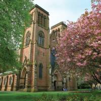Inverness Cathedral, also known as the Cathedral Church of Saint Andrew