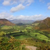 The beautiful Newlands Valley, Lake District | John Millen