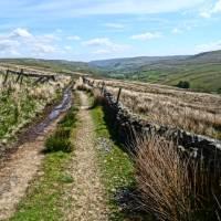 The Trail near Thwaite   John Millen