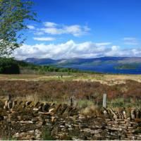 Wild Landscape towards Loch Lomond   John Millen