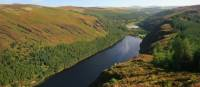 Upper and Lower lakes Glendalough |  <i>John Millen</i>