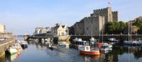 Castle town Harbour   John Millen