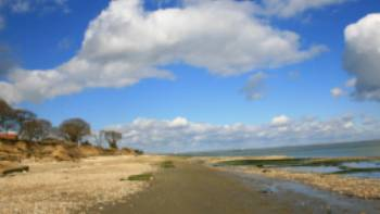 Beach near Bembridge