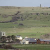 The quaint village of Chale