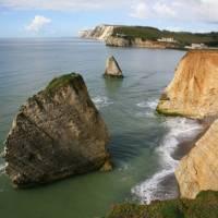Stunning Freshwater Bay, Isle of Wight