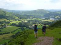 Walking through the Lake District with stunning views. |  <i>Jac Lofts</i>