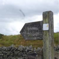 Follow the signs along the Coast to Coast | Jac Lofts