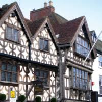 Medieval buildings, Stratford Upon Avon