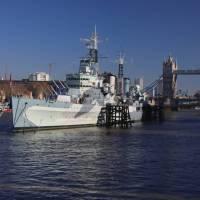 H.M.S Belfast and Tower Bridge | John Millen