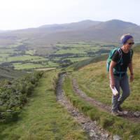 Hiking up to Scales Tarn, Lake District | John Millen