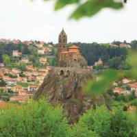 Overlooking Le Puy
