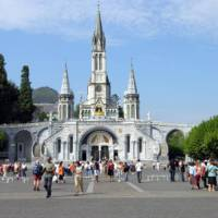 The Basillica at Lourdes | Malcolm Gregory