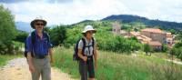 Walking above Nozières