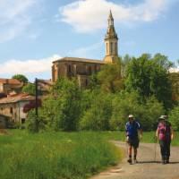 Walking in the Tarn region of France