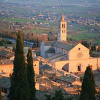 Basilica of St. Clare, Assisi