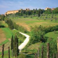 The typical Tuscan views