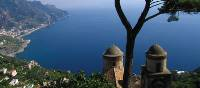 The Mediterranean from Ravello