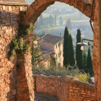 View from Spello