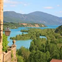 Views from Ainsa