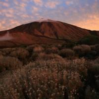 Good Morning on Mt Teide   John Millen