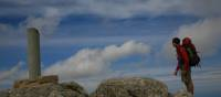 The summit of Puig Tomir | John Millen