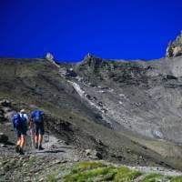 Ascending the Hohturli