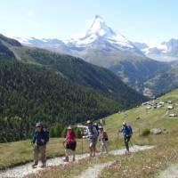 On the trail from Lauterbrunnen | Jon Millen