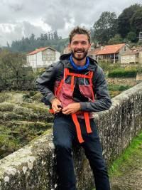 William Counsell walking the Camino Frances |  <i>William Counsell</i>