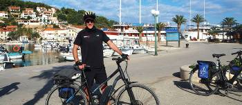 Equipment used on our Croatia Bike and Sail trip | Rob Keating