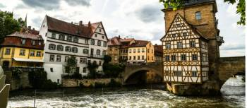 World Heritage listed Bamberg | Tim Charody