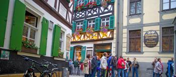 Taking a break to sample the goods on the Bavarian Beer Trail | Andrew Bain