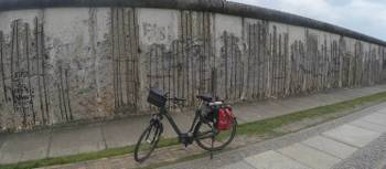 Visit old sections of the Berlin Wall on the Berlin Wall Trail