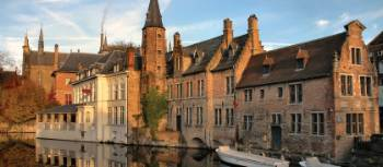 The Belgian city of Bruges