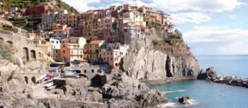 The town of Riomaggiore | Philip Wyndham
