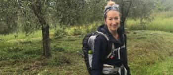 Hiking the Via Francigena | Allie Peden
