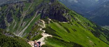 The breathtaking trail in Poland beckons you forward