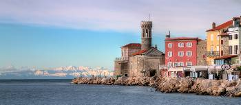 Piran, one of Slovenia's most beautiful coastal towns | Alan Kosmac,
