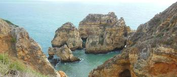 The stunning Algarve coast can be enjoyed year-round