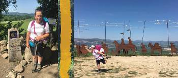 Just a Mum on the Camino | Rachel Goodman