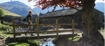 Bridge at  Side House farm, Great Langdale | John Millen