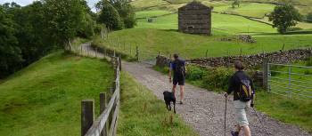 Walking from Keld on the Coast to Coast Trail | Jac Lofts