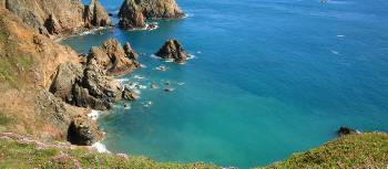 Typical south coast of Guernsey coastline | John Millen